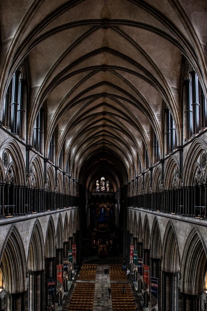 Stonehenge, Old Sarum, and Salisbury Cathedral-26